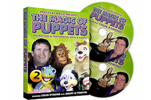 Colin Dymond's dvd on puppet magic